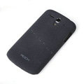 ROCK Quicksand Hard Cases Skin Covers for Huawei U8818 Ascend G300 - Black
