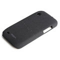 ROCK Quicksand Hard Cases Skin Covers for Lenovo LePhone S680 - Black