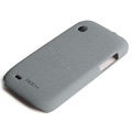 ROCK Quicksand Hard Cases Skin Covers for Lenovo LePhone S680 - Gray