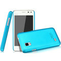 IMAK Ultrathin Matte Color Covers Hard Cases for BBK vivo S12 - Blue
