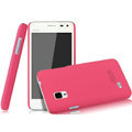 IMAK Ultrathin Matte Color Covers Hard Cases for BBK vivo S12 - Rose