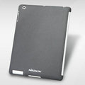 Nillkin Snow Gravel Matte Hard Cases Skin Covers for The new iPad - Gray