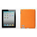 Nillkin Spherical Lines leather Cases Holster Covers for The new ipad - Orange