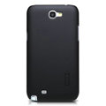 Nillkin Super Matte Hard Cases Skin Covers for Samsung N7100 GALAXY Note2 - Black