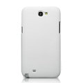 Nillkin Super Matte Hard Cases Skin Covers for Samsung N7100 GALAXY Note2 - White