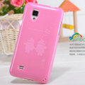 Nillkin Super Matte Rainbow Cases Skin Covers for BBK vivo S12 - Pink