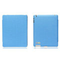 Nillkin leather Cases Holster Covers for iPad 2 - Blue