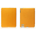 Nillkin leather Cases Holster Covers for iPad 2 - Orange