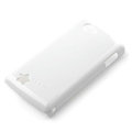 ROCK Colorful Glossy Cases Skin Covers for OPPO Real R803 - White