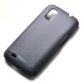 ROCK Quicksand Hard Cases Skin Covers for Coolpad 8870 - Black
