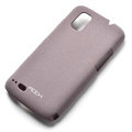 ROCK Quicksand Hard Cases Skin Covers for Coolpad 8870 - Purple