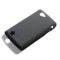 ROCK Quicksand Hard Cases Skin Covers for OPPO Real R803 - Black
