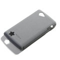 ROCK Quicksand Hard Cases Skin Covers for OPPO Real R803 - Gray