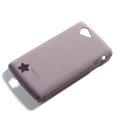 ROCK Quicksand Hard Cases Skin Covers for OPPO Real R803 - Purple