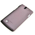 ROCK Quicksand Hard Cases Skin Covers for OPPO Real R807 - Purple