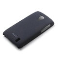 ROCK Quicksand Hard Cases Skin Covers for ZTE V881 Aglaia - Black
