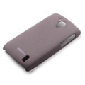 ROCK Quicksand Hard Cases Skin Covers for ZTE V881 Aglaia - Purple