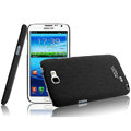 IMAK Cowboy Shell Quicksand Hard Cases Covers for Samsung N7100 GALAXY Note2 - Black