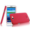 IMAK Cowboy Shell Quicksand Hard Cases Covers for Samsung N7100 GALAXY Note2 - Rose