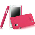 IMAK Ultrathin Matte Color Covers Hard Cases for DOOV iEva D3 - Rose