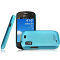 IMAK Ultrathin Matte Color Covers Hard Cases for Gionee GN105 - Blue