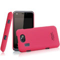IMAK Ultrathin Matte Color Covers Hard Cases for Gionee GN109 - Rose