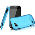IMAK Ultrathin Matte Color Covers Hard Cases for Gionee GN170 - Blue