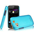 IMAK Ultrathin Matte Color Covers Hard Cases for Gionee GN210 - Blue