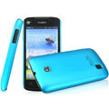 IMAK Ultrathin Matte Color Covers Hard Cases for Huawei T8830 Ascend G309T - Blue