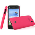 IMAK Ultrathin Matte Color Covers Hard Cases for Huawei T8830 Ascend G309T - Rose