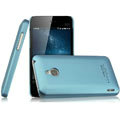IMAK Ultrathin Matte Color Covers Hard Cases for MEIZU MX - Blue