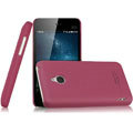 IMAK Ultrathin Matte Color Covers Hard Cases for MEIZU MX - Rose