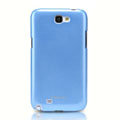 Nillkin Colorful Hard Cases Skin Covers for Samsung N7100 GALAXY Note2 - Blue