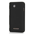 Nillkin Super Matte Hard Cases Skin Covers for Coolpad 5855 - Black