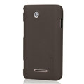 Nillkin Super Matte Hard Cases Skin Covers for Coolpad 5855 - Brown