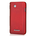 Nillkin Super Matte Hard Cases Skin Covers for Coolpad 5855 - Red
