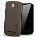 Nillkin Super Matte Hard Cases Skin Covers for Coolpad 5860 - Brown