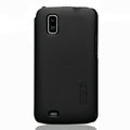 Nillkin Super Matte Hard Cases Skin Covers for Coolpad 8150 - Black