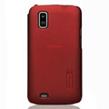 Nillkin Super Matte Hard Cases Skin Covers for Coolpad 8150 - Red