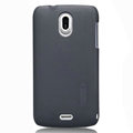 Nillkin Super Matte Hard Cases Skin Covers for Coolpad 8180 - Gray