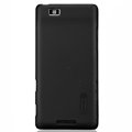 Nillkin Super Matte Hard Cases Skin Covers for Coolpad 9900 - Black