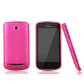 Nillkin Super Matte Rainbow Cases Skin Covers for Coolpad 5860 - Pink