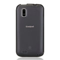 Nillkin Super Matte Rainbow Cases Skin Covers for Coolpad 8150 - Black