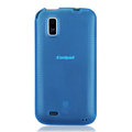 Nillkin Super Matte Rainbow Cases Skin Covers for Coolpad 8150 - Blue