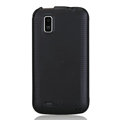 Nillkin Super Matte Rainbow Cases Skin Covers for Coolpad 8150 - Core Black