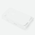 ROCK Naked Shell Cases Hard Back Covers for Lenovo LePhone S560 - White