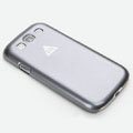 ROCK Naked Shell Cases Hard Back Covers for Samsung Galaxy SIII S3 I9300 I9308 I939 I535 - Gray