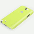 ROCK Naked Shell Cases Hard Back Covers for Samsung N7100 GALAXY Note2 - Yellow