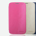 ROCK Side Flip leather Cases Holster Skin for Samsung N7100 GALAXY Note2 - Rose