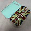Retro Britain Crown flag Hard Back Cases Covers for Samsung Galaxy SIII S3 I9300 I9308 I939 I535